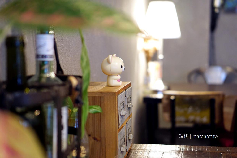 有地咖啡UDE Café。台北西門町|摩艾造型咖啡冰磚好逗