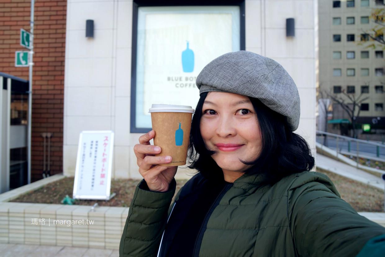 藍瓶咖啡Blue Bottle coffee神戶店|咖啡師的專業與顏值