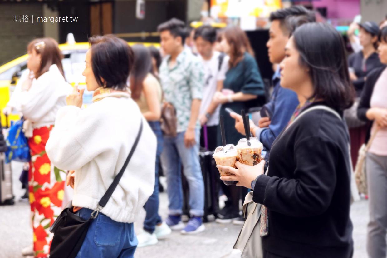 幸福堂旗艦門市。西門町店王前的排隊人潮|焰遇幸福黑糖珍珠鮮奶喝喝看