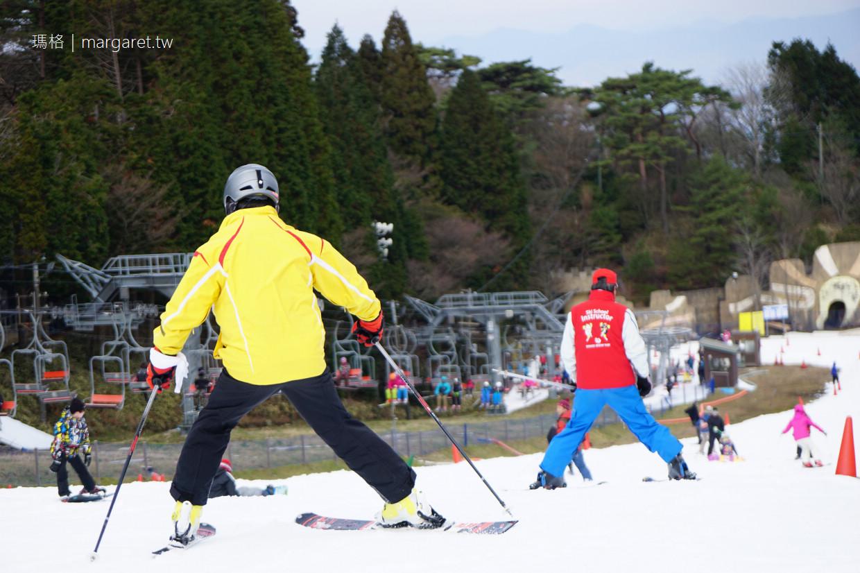 神戶六甲山SNOW PARK。日本第一座人造滑雪場|適合初學者、親子旅的關西雪上樂園 @瑪格。圖寫生活