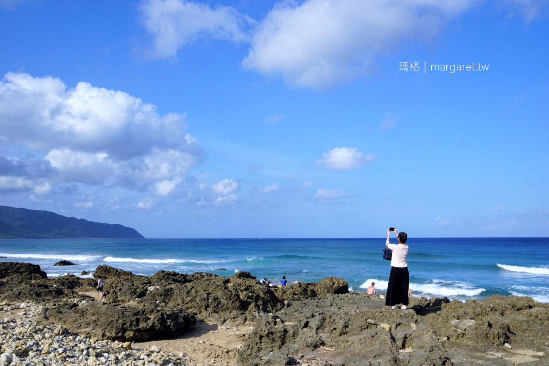 滿州海灘。當地人的私房海灘|台26線滿州鄉界碑隱藏版景點
