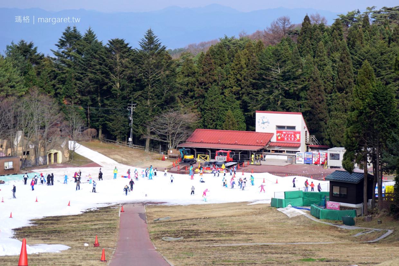 神戶六甲山SNOW PARK。日本第一座人造滑雪場|適合初學者、親子旅的關西雪上樂園