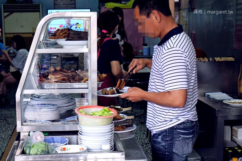 南京路老店麵食堂。滷菜刀工擺盤一流|嘉義老饕愛店
