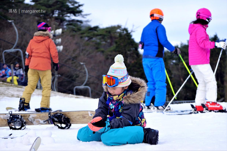 神戶六甲山SNOW PARK。日本首座人造滑雪場|適合初學者、親子旅的關西雪上樂園