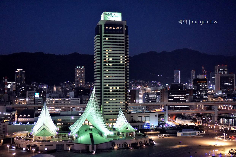 BE KOBE紀念碑。神戶美利堅公園人氣打卡點|摩天輪。神戶港燈塔。海洋博物館。紫陽花之鐘