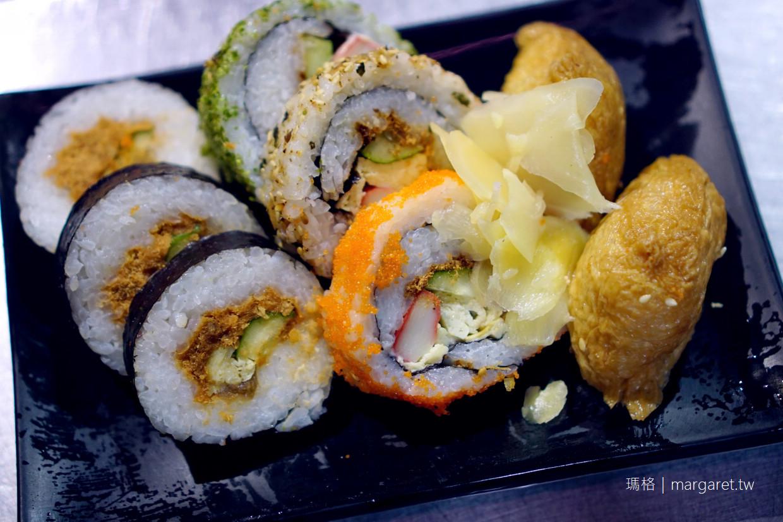 江味軒日本料理。晚上才開的平價壽司|嘉義文化路夜市