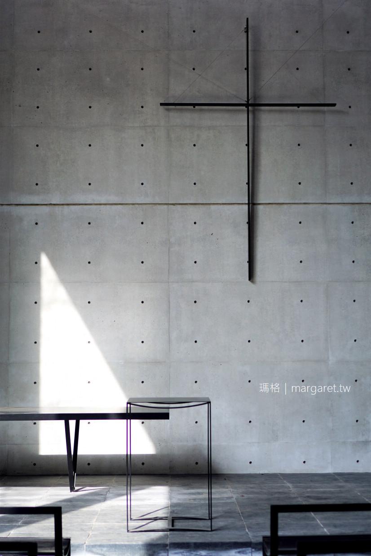 風之教堂。安藤忠雄教堂三部曲|神戶六甲山建築藝術景點