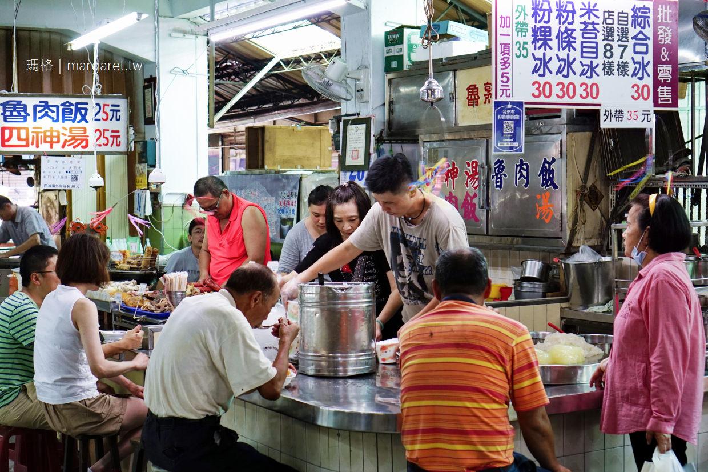 東市場美食巡禮10家小吃|嘉義人的大食堂。百年檜木建築 (2020.12.29更新)