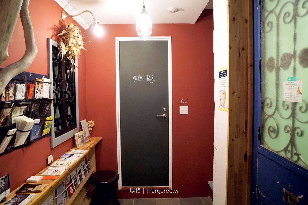 高松TEN To SEN民宿|商店街巷弄舊民宅,有獨立臥室,也有宿舍房