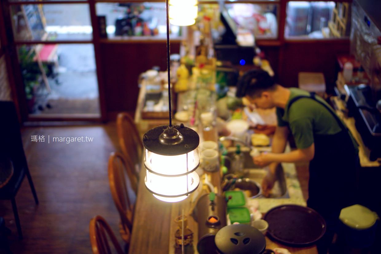 二樂 TWO HOT CAFE 老屋早午餐|嘉義延平街巷弄咖啡