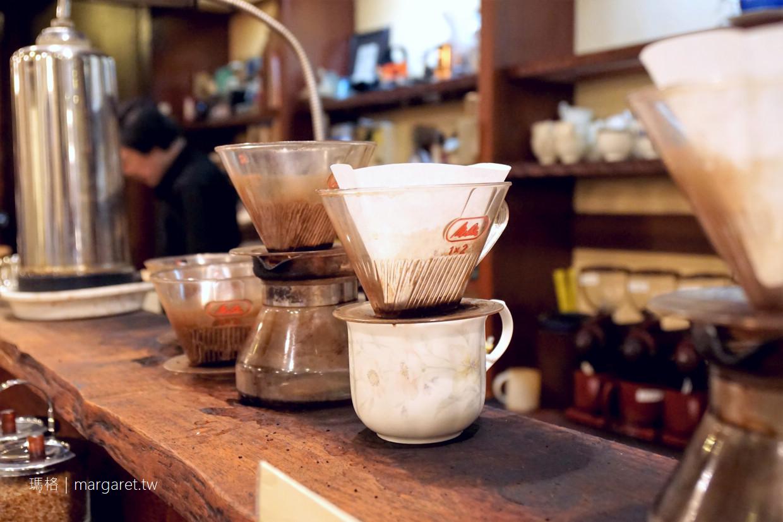 南珈琲店。高松超值早餐|點咖啡送厚片吐司只要300日圓