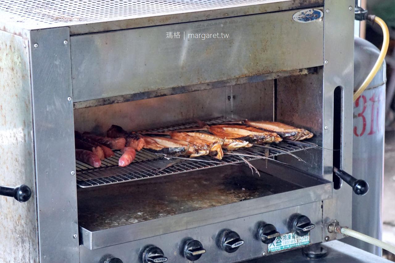 石梯坪美食|依娜烤飛魚、尬金包廚房、口福海鮮餐廳