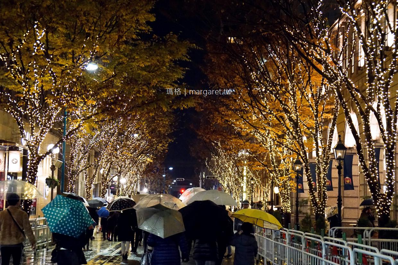 Luminarie光之盛典2019。神戶光雕秀|日本關西夢幻燈祭