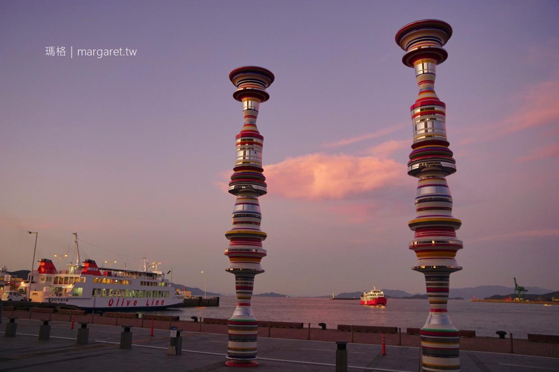 Liminal Air -core-大卷伸嗣。高松港|瀨戶內國際藝術祭