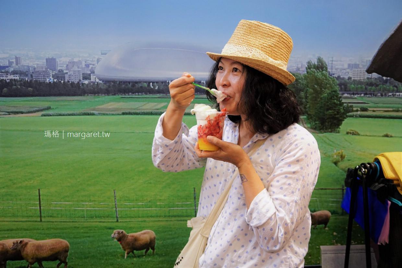 不必搭飛機。馬上吃到北海道草莓刀削冰、札幌黃咖哩|世貿一館2019台灣美食展 7/26-7/29