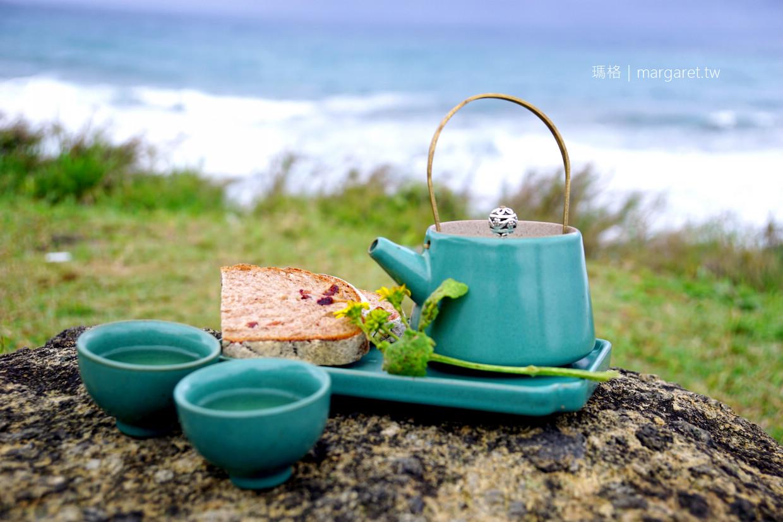 八嗡嗡。東海岸阿美族部落|聽浪。吹風。海邊泡茶 @瑪格。圖寫生活