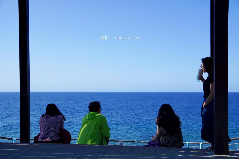 小琉球。烏鬼洞。碧濤亭|向珊瑚礁海岸延伸的療癒角落