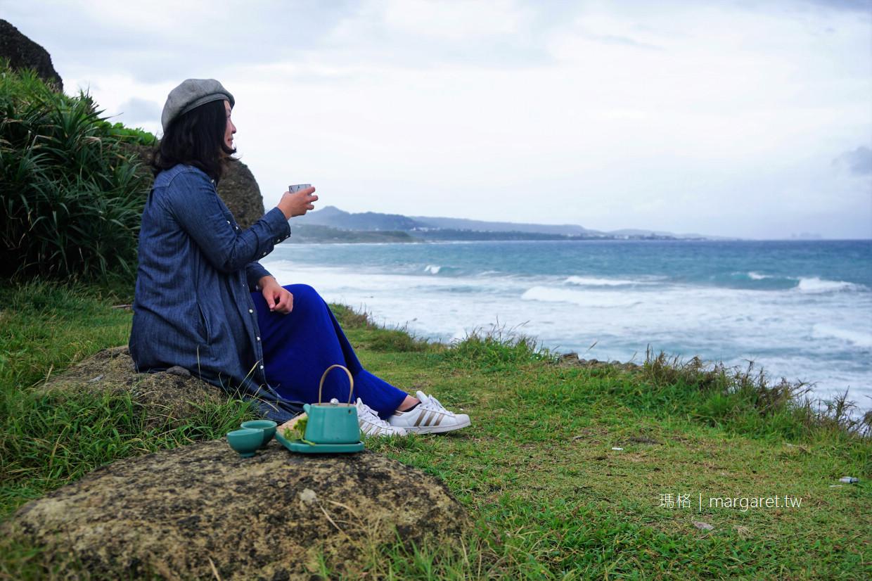 八嗡嗡。東海岸阿美族部落|聽浪。吹風。海邊泡茶