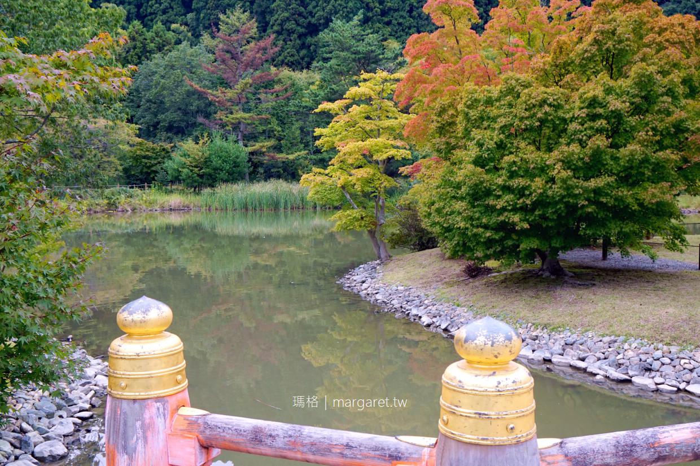 白水阿彌陀堂。福島唯一日本國寶|東北紅葉名所。平安時代末期歷史建物