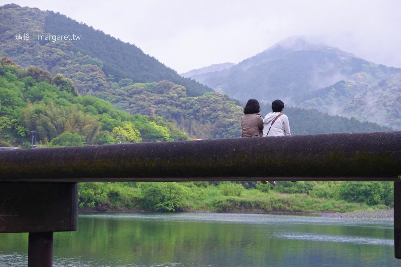 高知四萬十川。日本最後清流 沈下橋之旅。交通建議