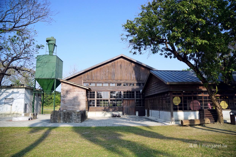 嘉義製材所。市定歷史建築|城市裡的森呼吸大草原
