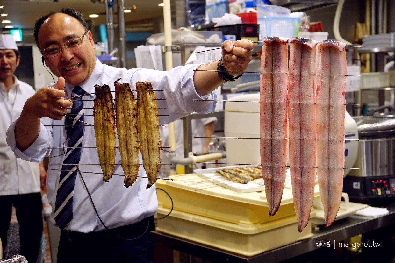 まるや鰻魚飯三吃。中部國際機場4樓分店|炭火鮮烤廚房大公開