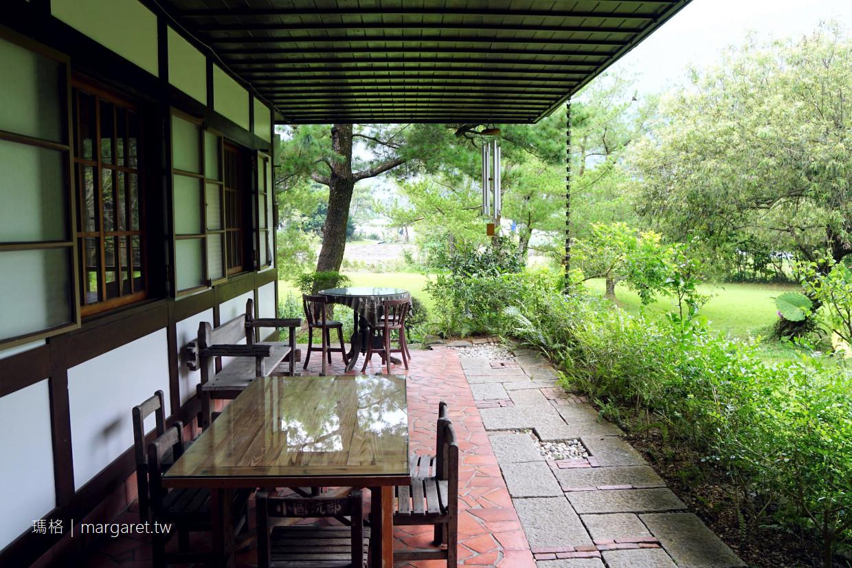 南投老五民宿。一泊二食|唐風綠建築。生機盎然的美好鄉居