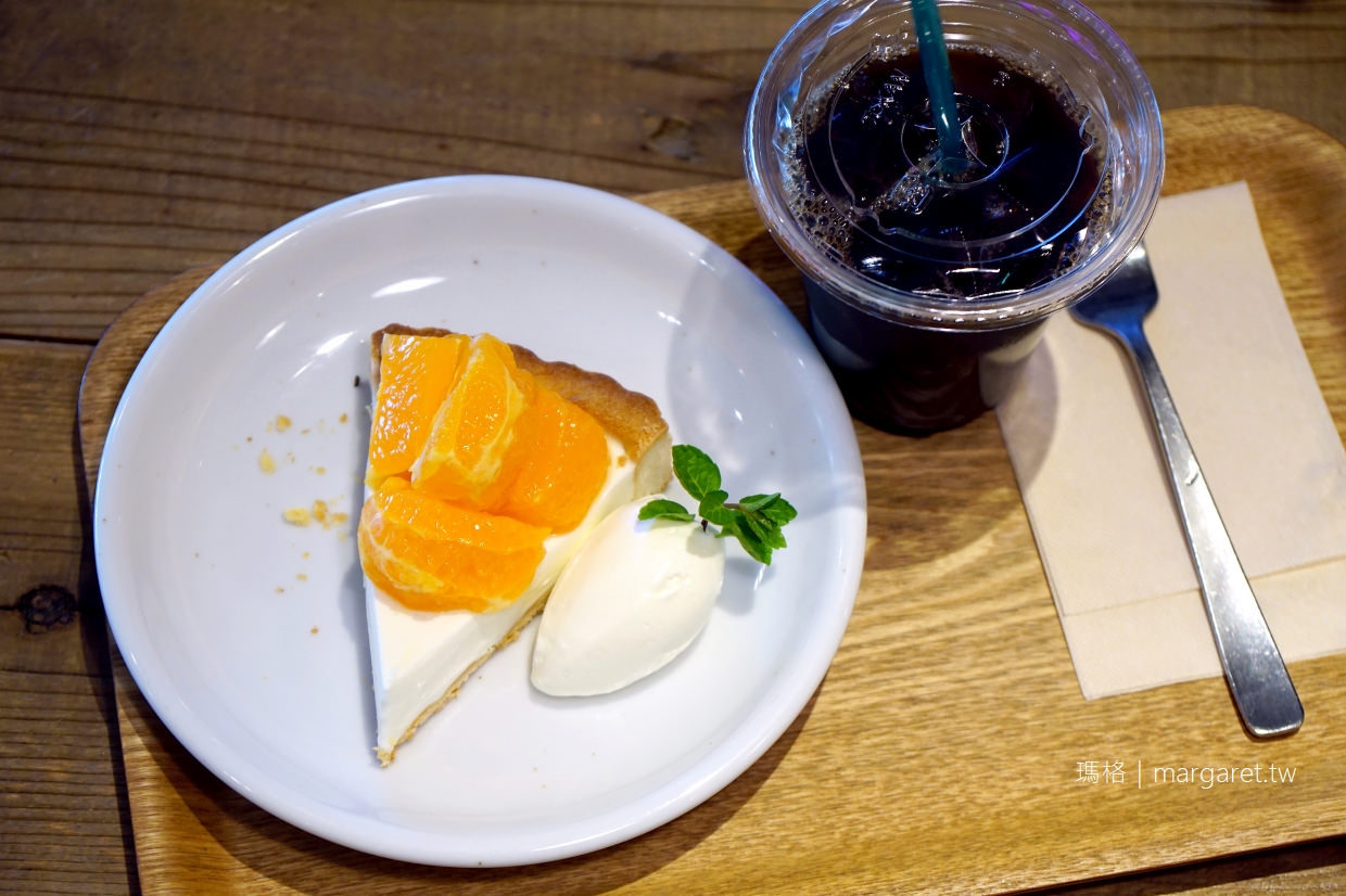 Minori Cafe。福岡天神PARCO新館6樓|Book and Bed Tokyo青年旅館、Kawara Cafe & Dining Forward餐廳