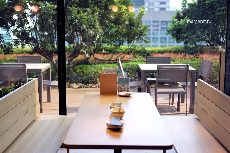 D弐拾弐。微風南山|台北信義區花園露臺港式飲茶
