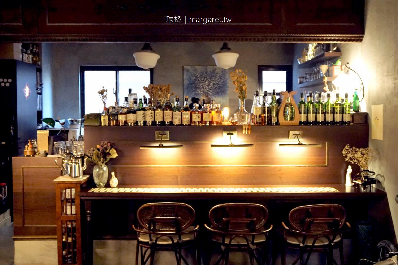 頸鹿先生珈琲|近宜蘭大學。低調內斂的優質咖啡館 (已歇業)