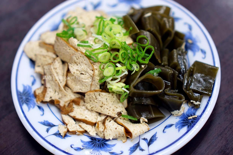廖家牛肉麵。香菇肉燥乾麵更對味|2018台北米其林必比登推介(Bib Gourmand)