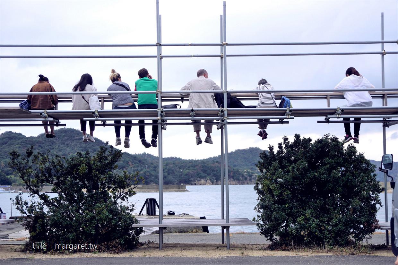 豐島鮮魚。看海吃魚也是藝術行為|家浦港的島貓 @瑪格。圖寫生活