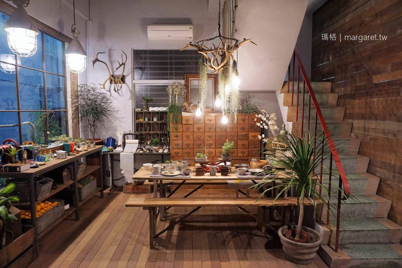 台南咖啡館、甜點下午茶|食記44家。附美食地圖 (2019.8.18更新)