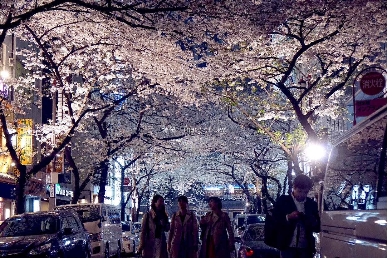 八重洲櫻花通。東京車站通往日本橋的夢幻櫻花隧道|2018東京賞櫻即時報