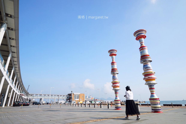 Liminal Air -core-大卷伸嗣|高松港No. tk01。瀨戶內國際藝術祭2019