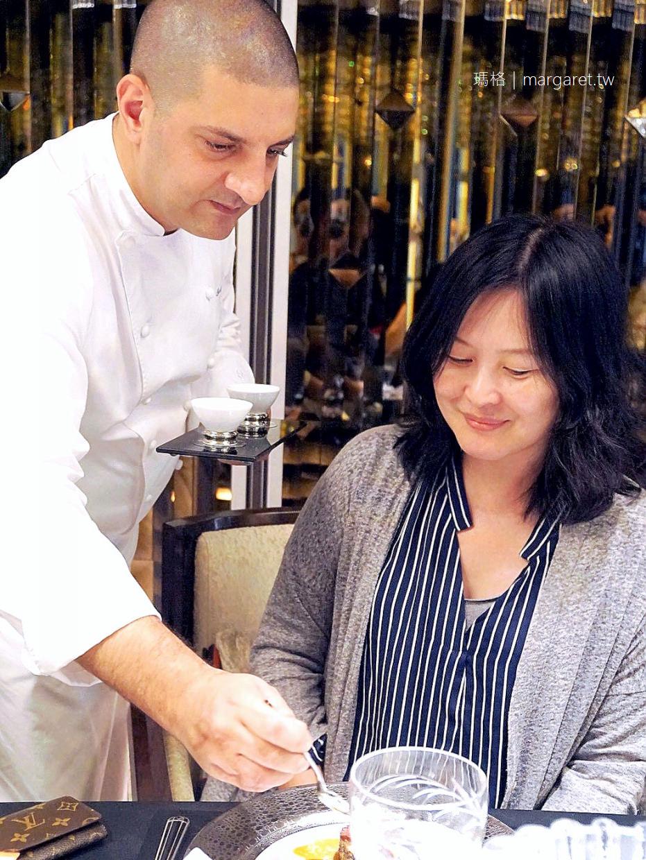 澳門天巢餐廳Robuchon au Dôme 世界最便宜米其林3星法國料理午間套餐 @瑪格。圖寫生活