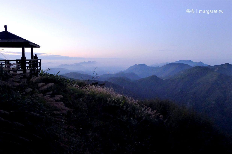 隙頂二延平步道。月落聖光奇景|嘉義阿里山雲海美景(二訪更新)
