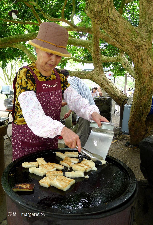 阿成的家。水里百萬龍眼樹下吃到飽|大哥窯烤手工麵包一級棒|觀賞鵲橋最佳庭園風味餐廳 @瑪格。圖寫生活