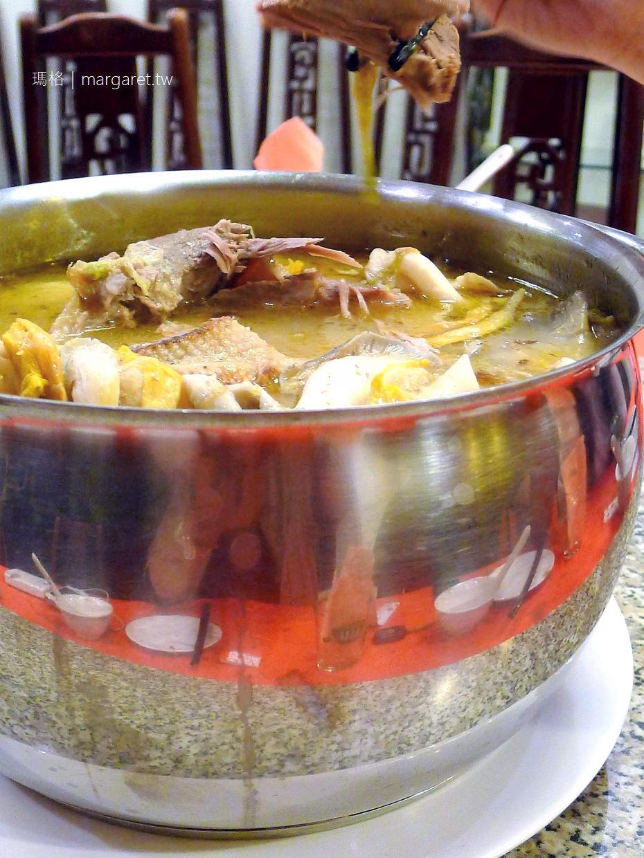 台南美食|阿美飯店砂鍋鴨,在地人推薦的台菜好滋味 @瑪格。圖寫生活