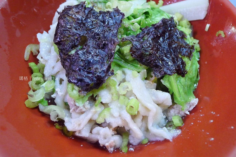 卓家汕頭魚麵。台南特色美食|冰鄉芒果冰隔壁