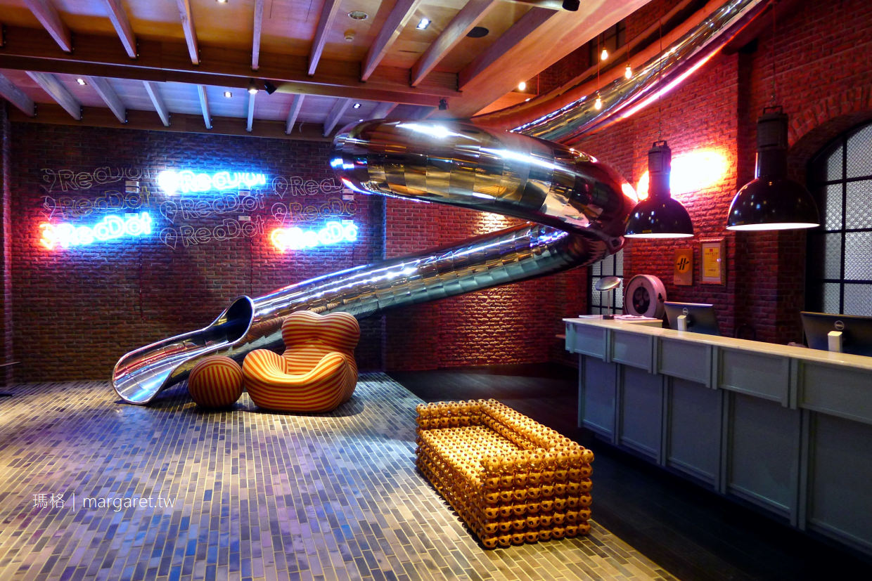 台中。紅點文旅RedDot Hotel|2020米其林旅館評鑑推薦