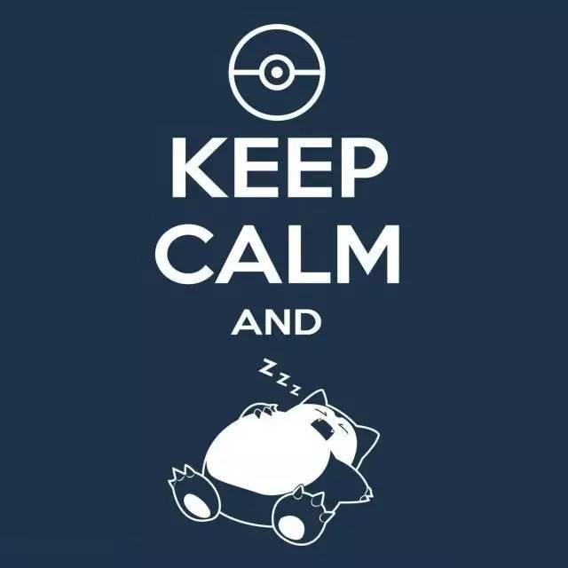 Keep Calm and Carry On 保持冷靜。繼續前進|世界最知名海報由來。有趣的變奏版