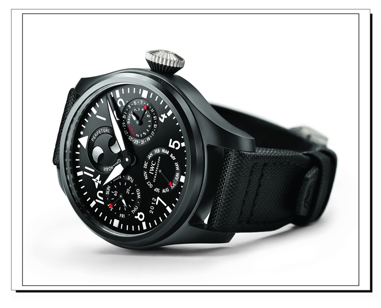 08_IWC_Big Pilots Watch Perpetual Calendar TOP GUN