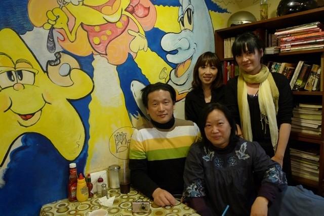 晴西餐廳。台北早午餐|與Cockie+Liao相見歡