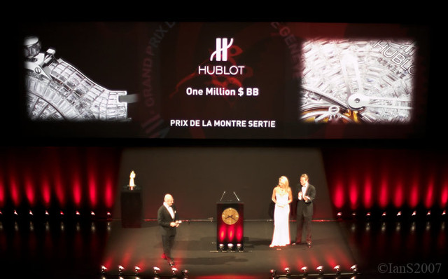 一百萬美金的傳奇~HUBLOT《One Million $ Big Bang》