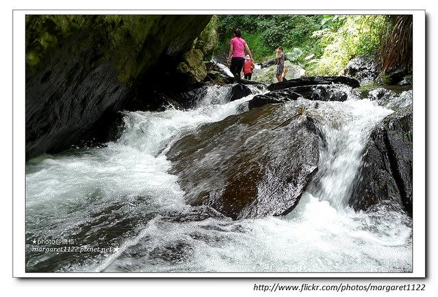 南投。巴庫拉斯生態農莊|世外桃源秘境之旅、溯溪沖瀑初體驗 @瑪格。圖寫生活