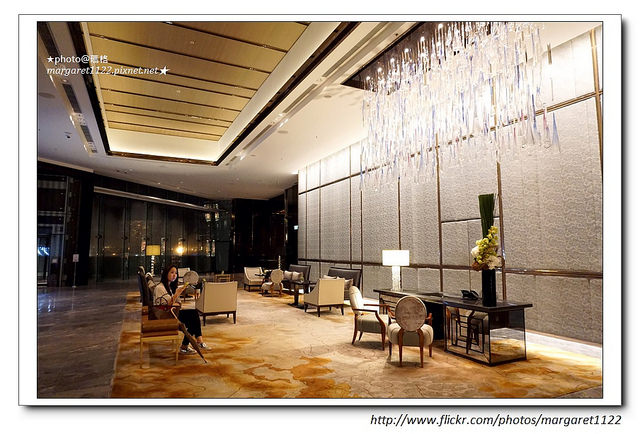 【香港】全球最高酒店The Ritz-Carlton