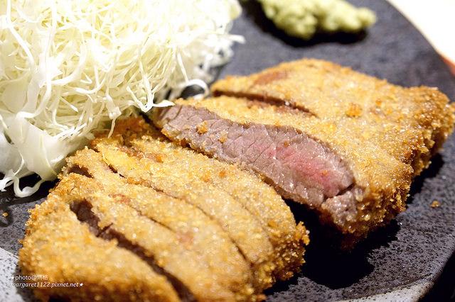勝牛炸牛排專門店。先斗町本店|京都和牛料理 @瑪格。圖寫生活